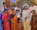 Kundapur/Piusnagar: Sr. Millicent AC celebrates Golden Jubilee of Religious Profession