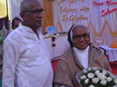 Golden Jubilee of Religious Life of Sr. Celestine Lobo celebrated along with the Inauguration of 'Sa