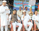Mangaluru: SSF, Kuttar unit protests condemning rising cases of atrocities in DK