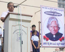 Udupi: St Mary�s Edu Institutions, Shirva pays homage to Dr Abdul Kalam