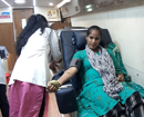 Mangaluru: The Voice of Blood Donors® collects 56 units of blood camp held in city