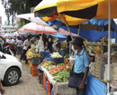 Joint drive to clear unauthorised street vendors in City