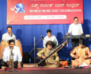 Mangaluru: SUMELL - Konkani Singing Club celebrates World Music Day at Kalaangann