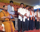 Udupi: Swami Laxmivara offers motion for silver jubilee celebrations of Ganeshotsav Samiti, Tonse