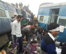 ISI hand suspected in Kanpur train disaster