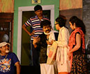 Udupi/M'Belle: Tulu Drama 'Eduru Kopa..' in aid of new Parish Hall staged successfully