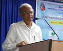 Udupi: Self employment can solve unemployment in India – Prof Revenkar