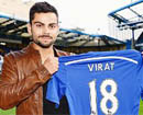 Mumbai: Is Virat Kohli the face of Goa franchise in ISL?