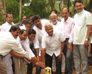 Adamkudru locality at last gets municipal water after 3 decades