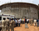 At least 3 killed, 21 injured after under-construction water tank collapses in Bengaluru