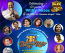 Doha: MCA gears up for historic Wilfy Nite with GVOM stars on Oct 16