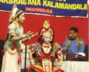 Yakshagana in Marathi exemplifies its popularity across greater Mumbai