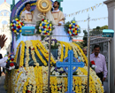 Mangaluru: Bishop Dr Peter Declares 'Year of Life 2020' & Unveils Logo during Eucharistic Procession