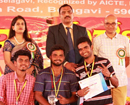 Mangaluru: Canara Engineering College wins gold in quiz of 18th Inter-college Youth Fest