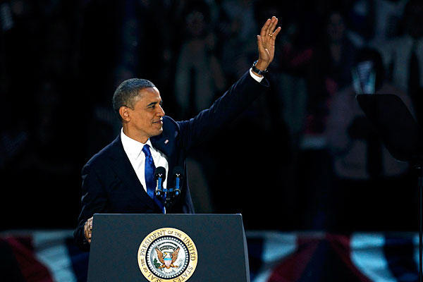 """barack obama victory speech analysis essay Barack obama - """"yes we can"""" barack obama's 'yes we can' speech presented in nashua, new hampshire on the 8th of january 2008 is a defining moment in his career due to it's implications to obama's presidential campaign."""