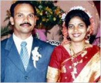 Mrs. and  Mr. A. Vincent Fernandes