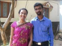 Avitha and Preetham