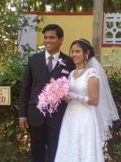 Naveen and Sunitha
