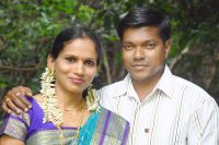 Vanitha and Ashok