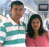 Rakesh and Seema