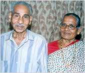 Happy 65 th Wedding Anniversay  to my Grand Parents
