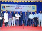to the president and members of shirva rotary