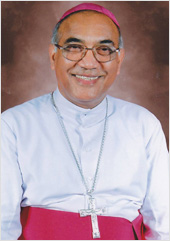 Rt.REv.Dr Bishop A.P.D Souza