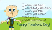 To all the teachers worldwide
