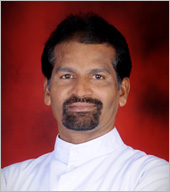 REv. Fr. Paul Rego,