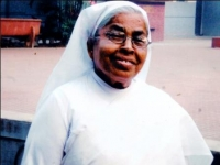 Sr. Mary Wandana [Society of the Helpers of Mary]